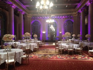Biltmore Hotel chiavari chair rental