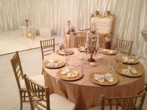 chiavari chair rental los angeles-gold love seat-tent draping chandelier rental