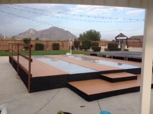 Plexi Glass Pool Cover Riverside CA