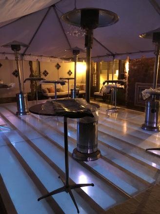 Plexi Glass Dance Floors over Swimming Pool For Rent–818-636 ...
