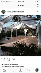 Dance floor pool cover staging -hard platform on top of your pool great for events
