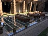 Plexi Glass Custom Permanent/Semi Permanent Pool Cover Los Angeles
